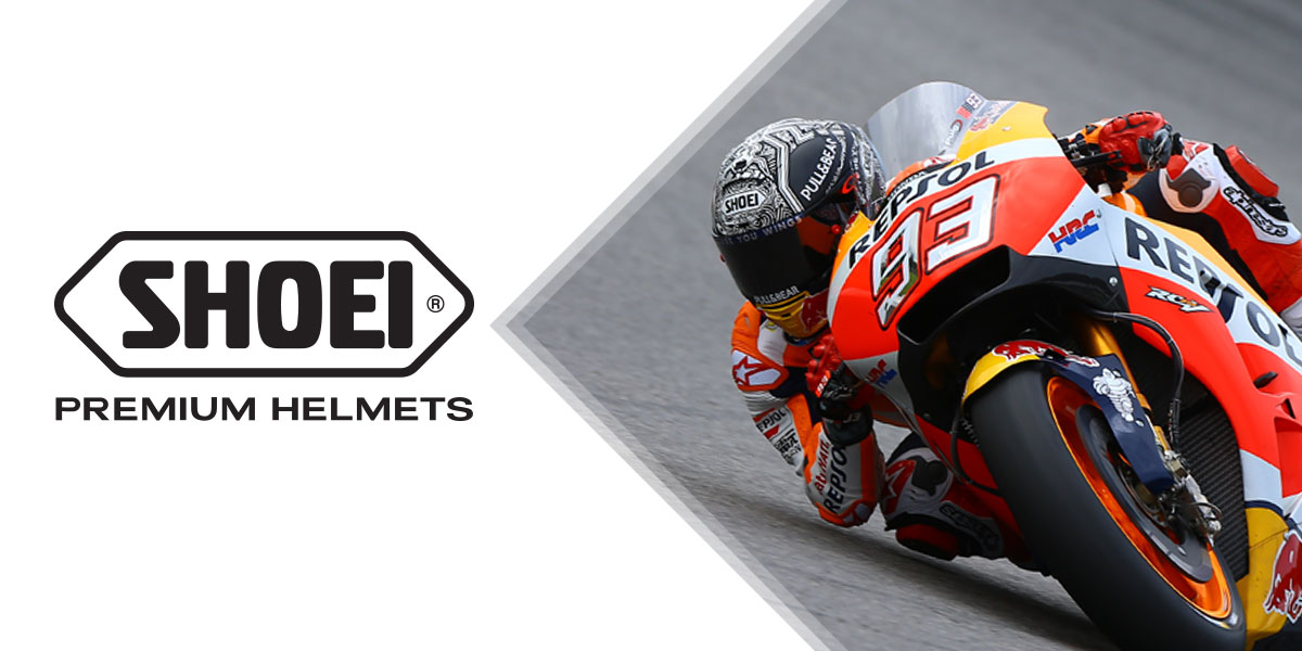 SHOEI Premium Helmets NZ